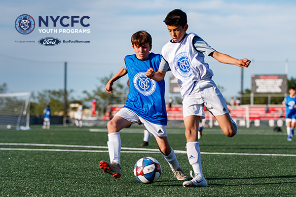 NYCFC Summer Camps